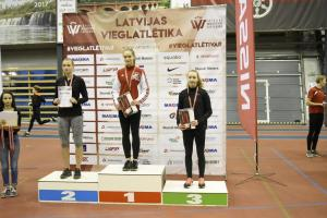 E.Kraule 2.vieta 60m Lč U18