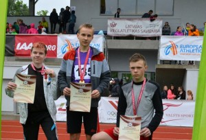 Edgars Avens 2.v. 80m Lč U14 (pirmais no kr.p.)