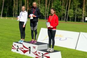 Kristīne 1.v. 100mb Valmieras čempionāts